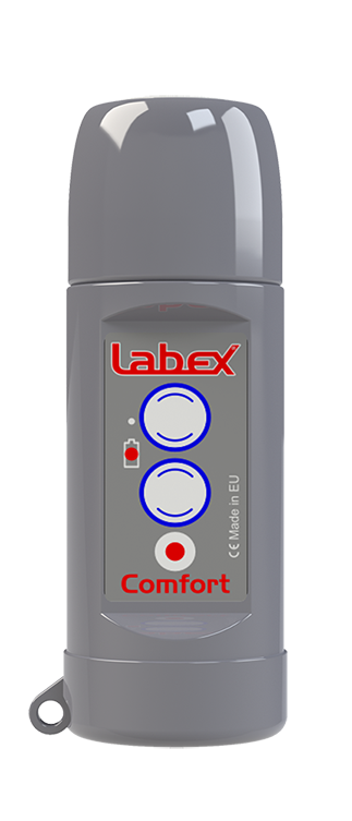 Image of Electrolarynx Labex Comfort Grey